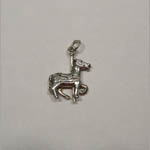 Sterling Silver carousel horse charm/pendant