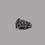 left side of five cats ring