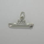 Other side of Titanic Ship charm/pendant