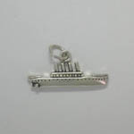 Sterling Silver Titanic Ship charm/pendant
