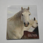 Horses Stickers Book
