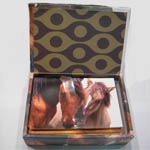Wild Horses boxed cards box open